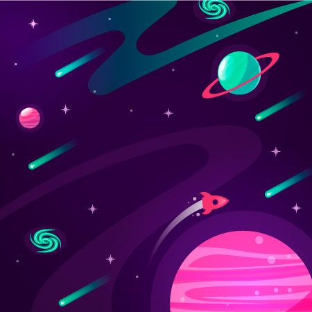traveling space